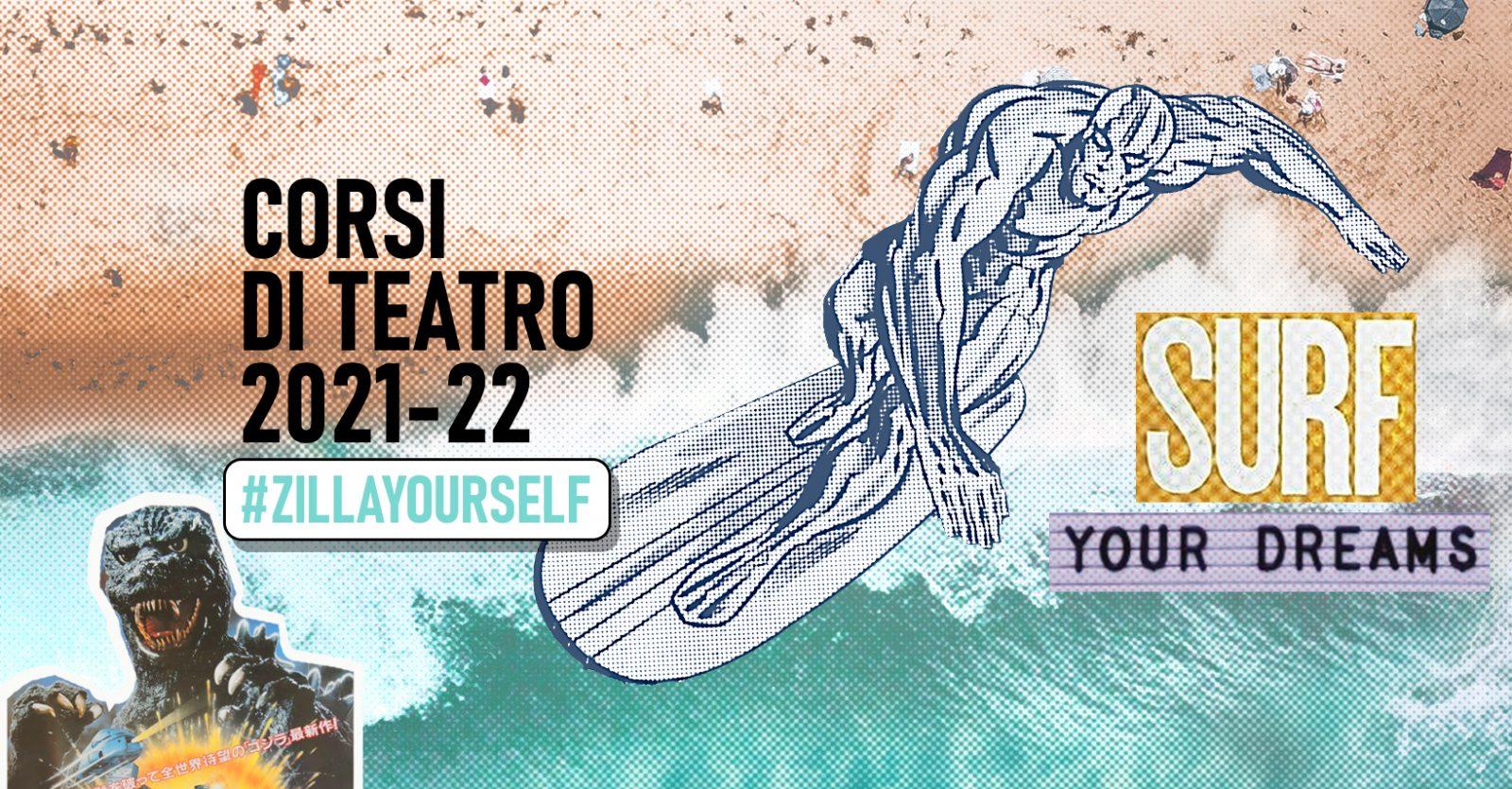 Corsi teatro 2021/22